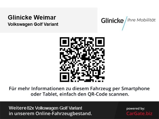 Volkswagen Golf Variant 1.0 TSI United Navi