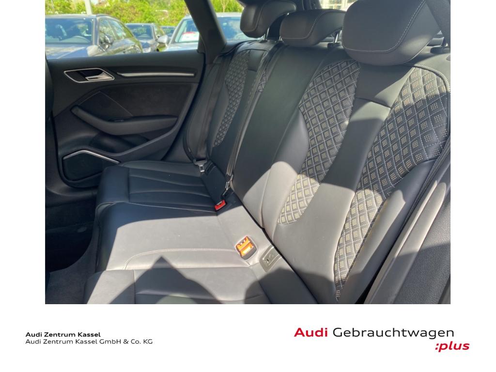 Audi RS3 SB 2.5 TFSI qu. Matrix LED Navi B&O Kamera