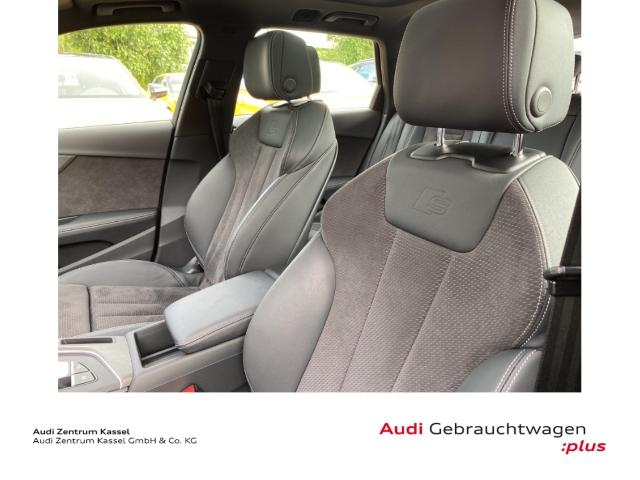 Audi A4 Av. 40 TDI quattro Sline Black Matrix LED HuD