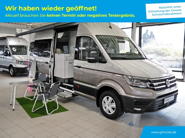 Volkswagen Grand California 680 4MOTION 2.0TDI - sofort
