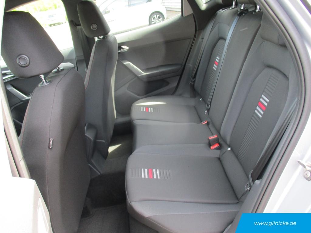 Seat Arona  FR 1.0 TSI LED Navi AHK PDC ACC Full Link SHZ