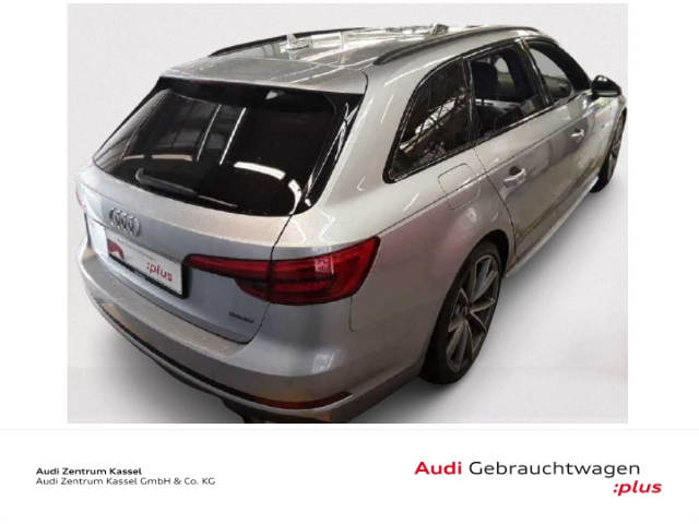 Audi A4 Av. qu. 2.0 TDI S line LED StandHZG B&O Pano