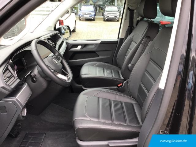 Volkswagen T6.1 Transporter Multivan Comfortline 2.0 TDI Leder+AHK+Navi+Standheizung+Rückfahrkamera+Clima+LM