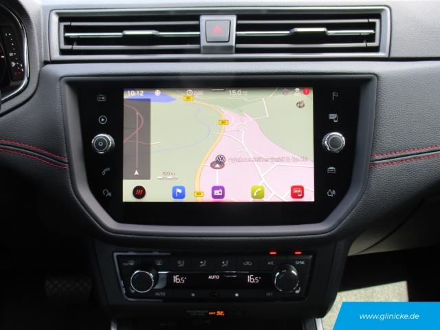 Seat Arona  FR BEATS 1.0 TSI DSG LED Navi ACC AHK Keyless