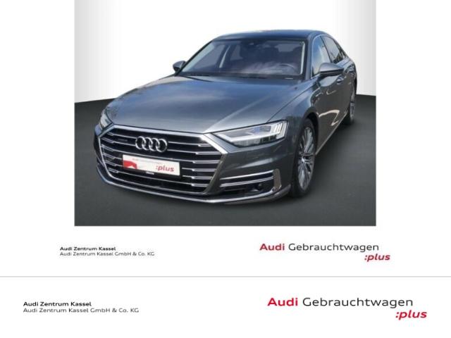 Audi A8 55 TFSI qu. Laserlicht B&O HuD Massage Pano