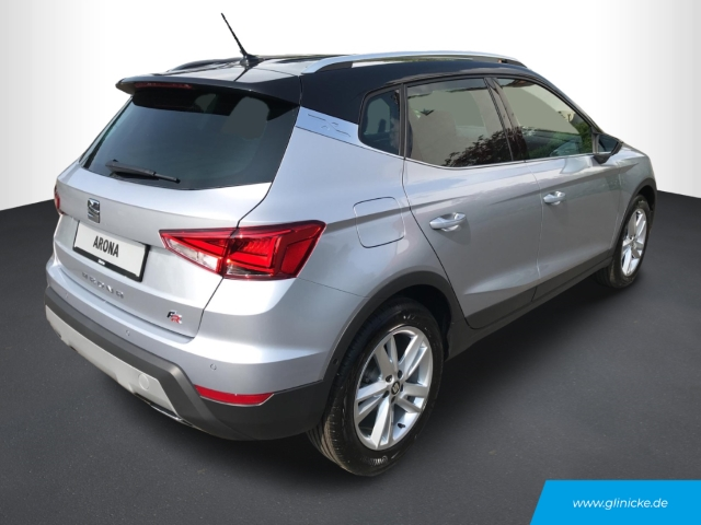 Seat Arona  FR 1.0 TSI EU6d LED Navi Parklenkass. Rückfahrkam. AHK-abnehmbar PDCv+h LED-hinten