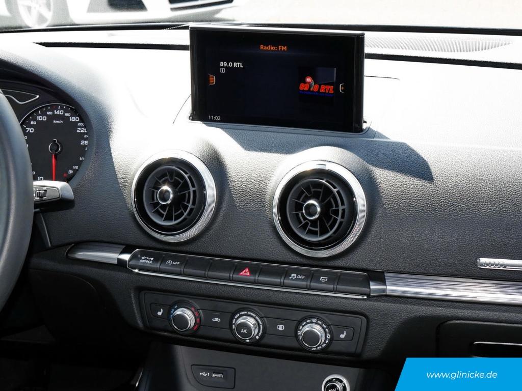 Audi A3 Sportback sport 1.5 TFSI B&O Panorama Xenon Tel.-Vorb. Leder