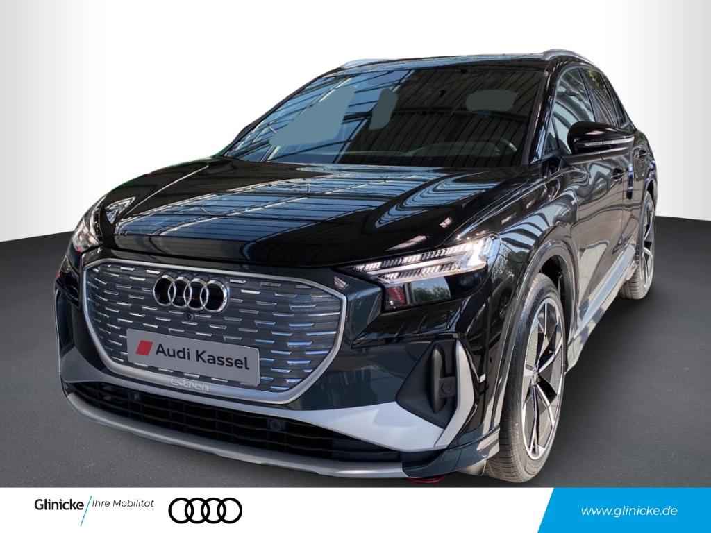 Audi Q4 40 e-tron 150 kW RDC Klima SHZ Soundsystem ESP Sport Sportsitze Seitenairb. met. Radio