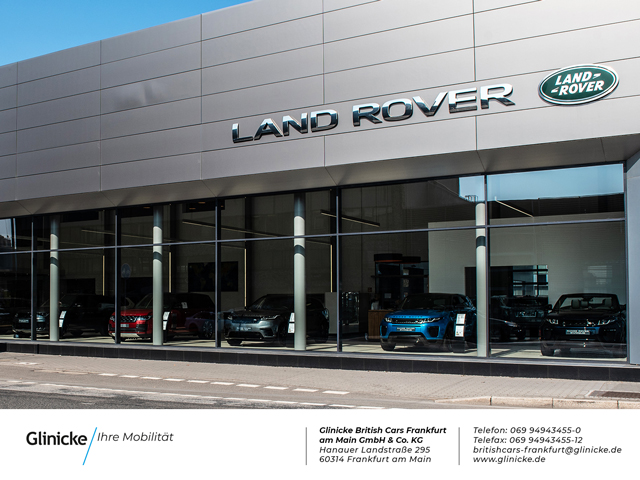 Land Rover Discovery Sport SE 2.0 0,99 Navi Allrad Panorama Rückfahrkamera