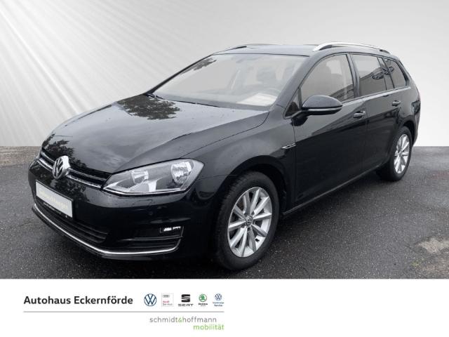 Volkswagen Golf Variant  VII LOUNGE 1.6 TDI KLIMA+TEMPOMAT