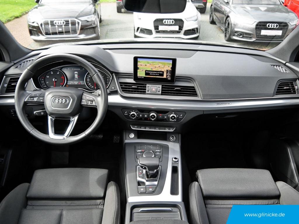 Audi Q5 quattro sport 2.0 TDI StandHZG Navi Tel.-Vorb. Rückfahrkamera