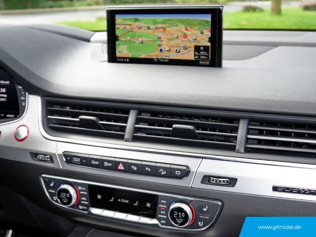 Audi SQ7 4.0 TDI quattro Matrix LED StandHZG MMI Navi Leder El. Panodach
