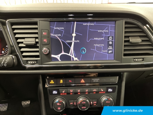 Seat Leon 1.5 TSI FR LED Navi LM 18'' Performance PDC vo/hi DAB SHZG