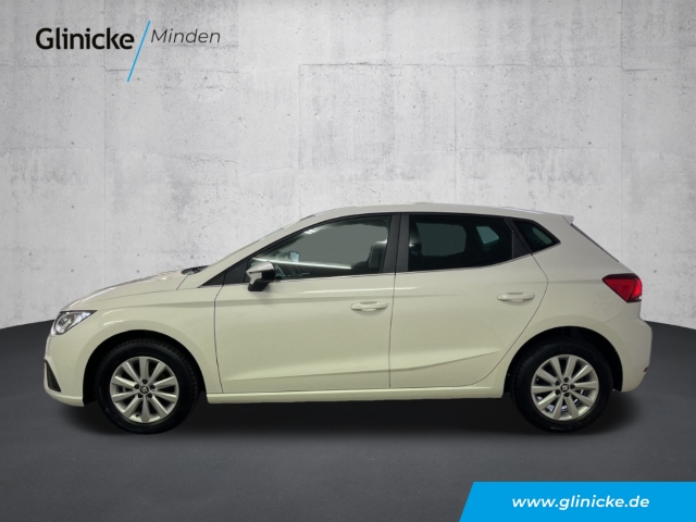 Seat Ibiza 1.0 TSI Style Klima Allwetter PDC SHZG