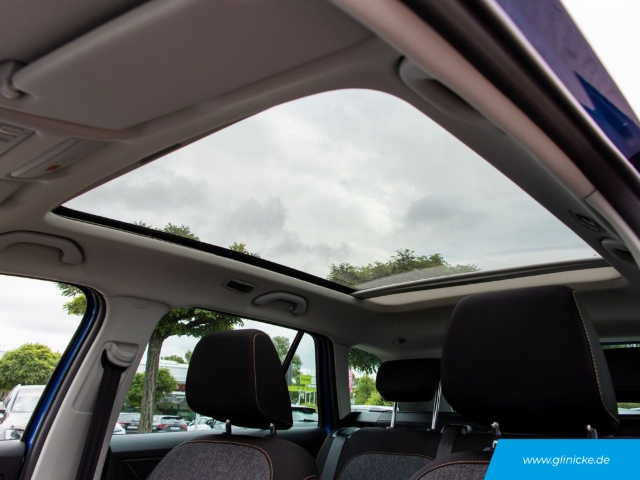 Skoda Fabia  Combi Clever Best of 1.0 TSI DSG Panorama Dach