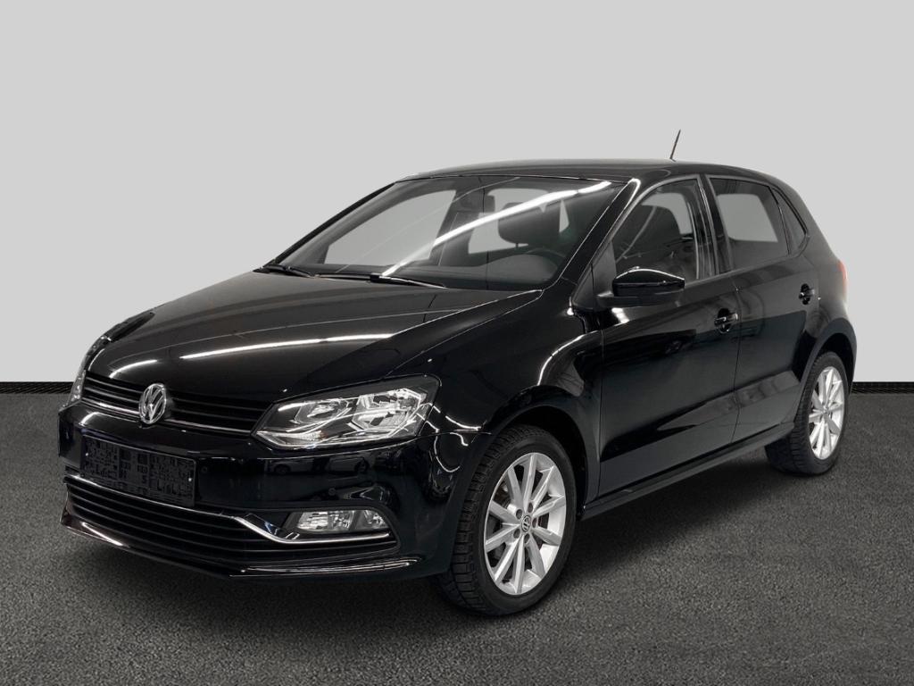 Volkswagen Polo  Highline 1.2 TSI BMT Kurvenlicht PDCv+h Klimaanlage Sitzheizung CD