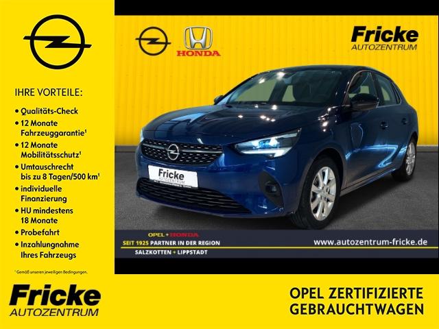 Opel Corsa  F Elegance Klimaautomatik/IntelliLink/SHZ/LHZ/PDC