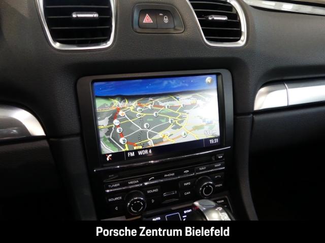 Porsche Boxster S Navi Kurvenlicht El. PDCv+h Multif.Lenkrad Klimaautom SHZ Temp