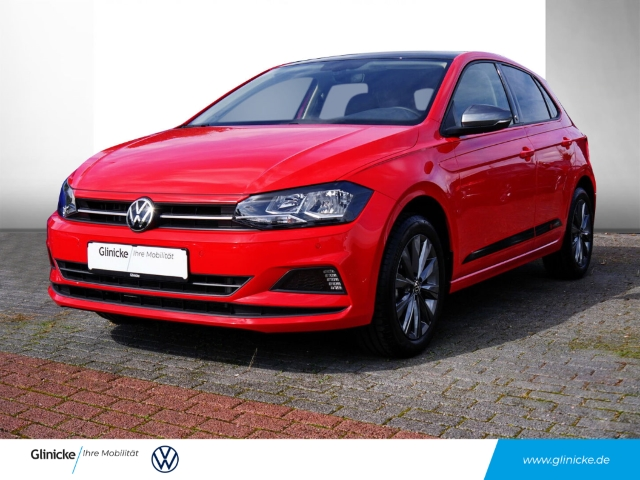 Volkswagen Polo beats 1.0 TSI PDCv+h SHZ Klimaautomatik